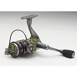 Evercast Forge Fishouflage Spinning Reel by Ardent Outdoors