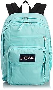 Jansport Big Student Aqua Dash Backpack