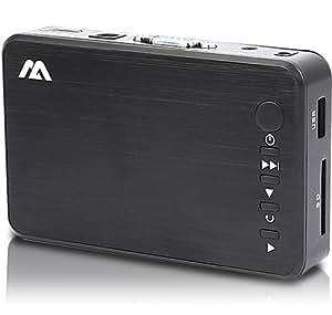 パソコン や メモリ の 動画 を 大画面テレビ 高画質再生 ウルトラメディアプレーヤー HDMI出力で高画質 簡単 持ち運び AL-ULMEDIA