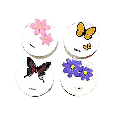 well-design-white-cartoon-pattern-contact-lenses-holder-random-color
