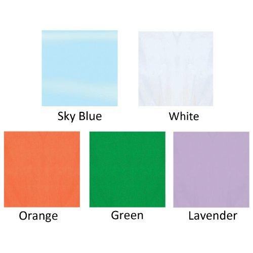 White Tissue Paper 8pk - 1