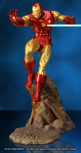 Picture of Last-Minute Addition Marvel Collection Iron Man Statue Figure (B000V7ZX2M) (Iron Man Action Figures)