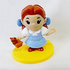 The Wizard of Oz 75th Anniversary Dorothy #1 Mcdonald's 2013 Action Figure