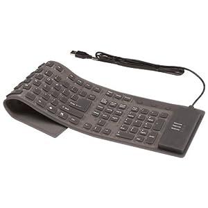 Flexible Mobile Keyboard Full Size