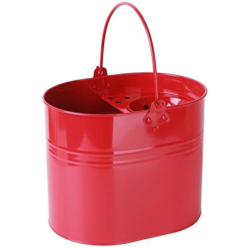 crazygadgetr-15l-15-l-metal-acero-color-cubo-de-fregar-con-mango-para-casa-oficina-general-de-limpie