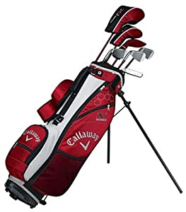 XJ Series Junior Boys Set Ages 9-12 by Callaway