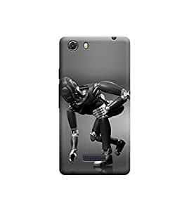 EPICCASE Premium Printed Back Case Cover With Full protection For Micromax Unite 3 Q372 (Designer Case)