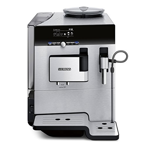Siemens TE803509DE Kaffeevollautomat EQ.8 series 300 (Cappuccinatore) Edelstahlfront/schwarz thumbnail