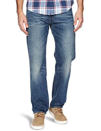 Levi's 562 Loose Taper No FFC Men's Jeans Hooked W32INxL32IN
