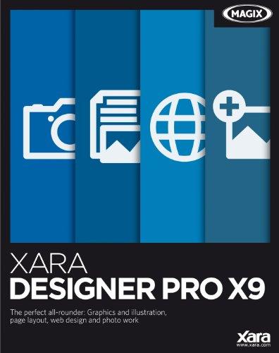 Xara designer pro x9 download best cheap software for Best discount designer websites