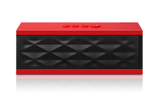 "Dknight Magicbox Ultra-Portable Wireless Bluetooth Speaker,Powerful Sound With Build In Microphone, Works For Iphone, Ipad Mini, Ipad 4/3/2, Itouch, Blackberry, Nexus, Samsung And Other Smart Phones And Mp3 Players [[Upgraded With Standard ""Beep"" Sound Pr"