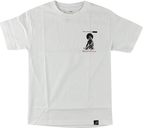 Primitive Biggie Baby T-Shirt - Size: X-LARGE White by Primitive Skateboarding