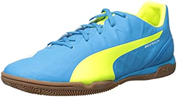 PUMA evoSPEED 4.4 Womens Indoor Soccer Shoes