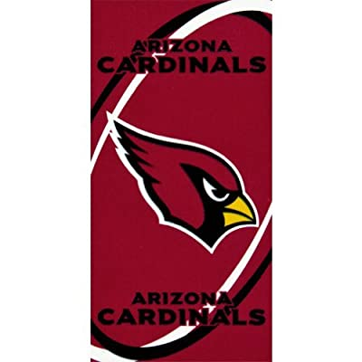 Arizona Cardinals - Logo Fiber Reactive Beach Towel