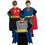 Boys Superhero Action Trio Costume Set - Small