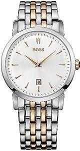 Hugo Boss Gents Wristwatch for Him Classic Design