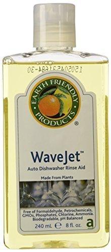 8 Oz Wave Jet Rinse Aid Dish Liquid