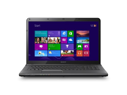 Sony VAIO SVE1713K1EB notebook/portatile