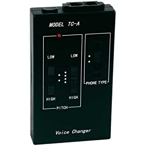 Telephone Voice Changer 2