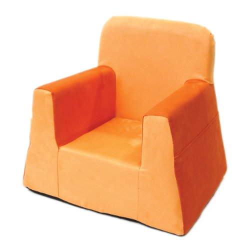 Lowest Price! P'Kolino Little Reader Chair, Orange