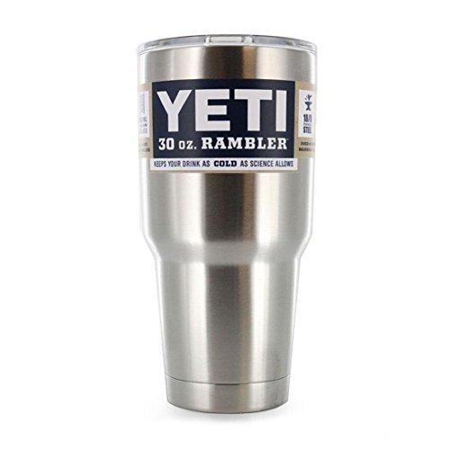YETI Rambler Stainless Steel Tumbler 30oz.