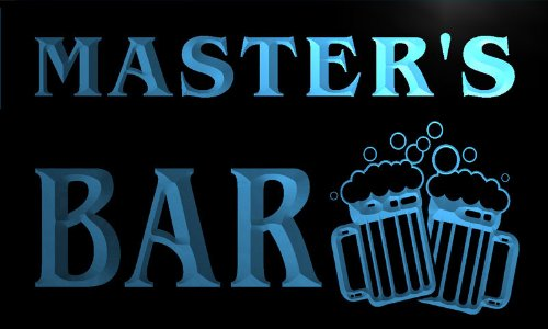 w012825-b-masters-nom-accueil-bar-pub-beer-mugs-cheers-neon-sign-biere-enseigne-lumineuse