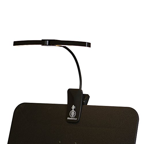 maestro gear 10 led clip on music stand light orchestra lamp arts entertainment hobbies. Black Bedroom Furniture Sets. Home Design Ideas