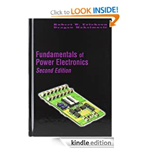 Fundamentals of Power Electronics (Second Edition) book