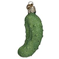 Glistening Pickle Ornament by Old World Christmas