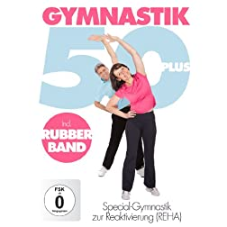 Gymnastik 50 Plus inkl. Gymnastikband