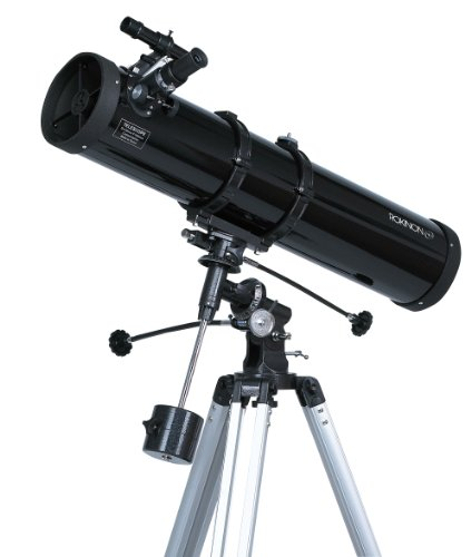 Rokinon 900 X 130Mm Reflector Telescope With Tripod (Black)
