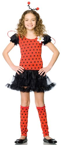 Child Lady Bug Daisy Costume By Leg Avenue MOMMY & ME COLLECTION 48106