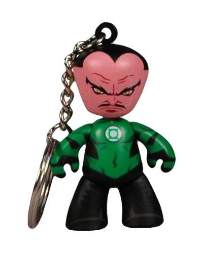 Mezco Toyz Sinestro Mezitz Keychain - 1