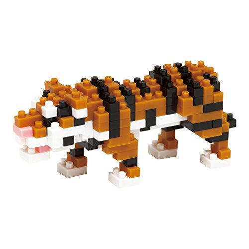 Kawada NBC-104 Kawada Nano Block Bengal Tiger Nbc_104 Building Kit