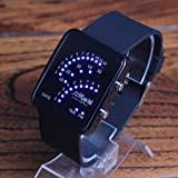 Sword Art Online Led Watch Black #B