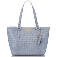 Medium Asher Tote - Melbourne Chambray
