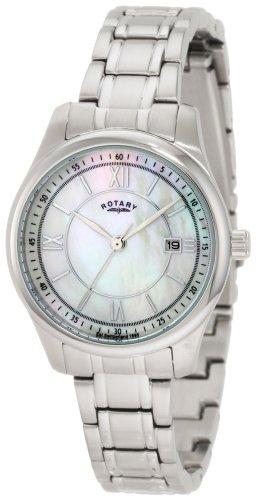 Rotary Women S Lb42835 07 Timepieces Classic Bracelet