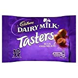 Cadbury Dairy Milk Tasters Standard Bag x Case of 36