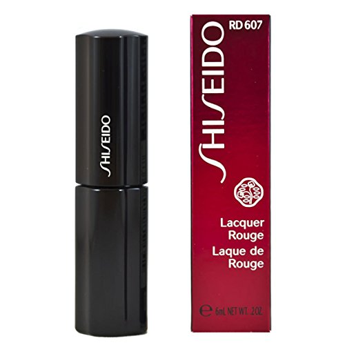 Shiseido - Rossetto Lacquer Rouge, n° RD607 Nocturne, 1 pz. (1 x 6 ml)