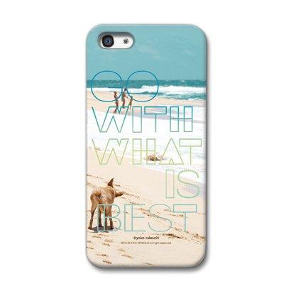CollaBorn iPhone5専用スマートフォンケース Holiday 【iPhone5対応】 OS-I5-201
