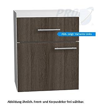UNA324A7ML in Classic Line Cabinet/R) Bathroom, 40cm