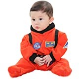 BabyPreg® Baby NASA Astronaut Costume Space Suit Infant Halloween Costume