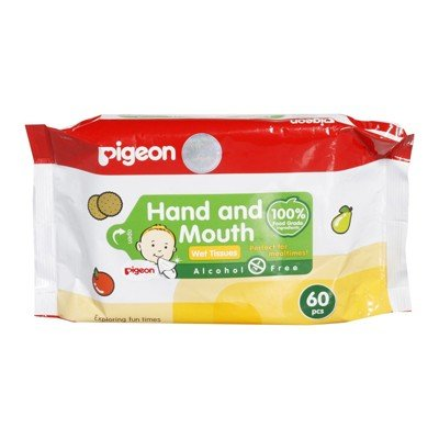 Pigeon Hand and Mouth Wet Tissues