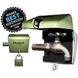 Fozlock Outdoor Hose Bibb Faucet Lock