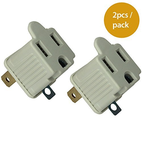 pi-manufacturing-3-prong-to-2-prong-grounded-electrical-adapter-ul-cul-listed-2pcs-pack-by-pi-manufa