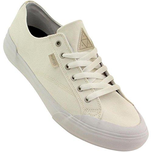 HUF Men's Classic Lo Natural Canvas Sneaker 7 M
