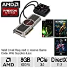 VisionTek Radeon R9 295X2 Video Graphics Card