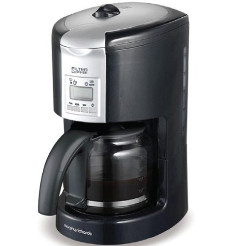Morphy Richards Programmable Coffee Maker : Coffee maker Morphy Richards MR47049 Compliments Filter Coffee Maker ONLY ?19.99 eBay
