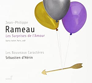 Rameau / les Surprises de l'Amour