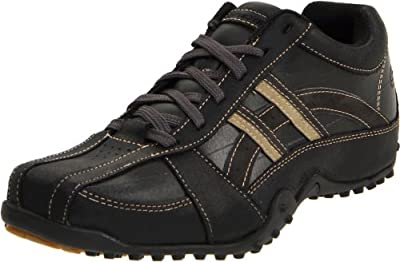 Skechers Mens Browser Casual Oxford